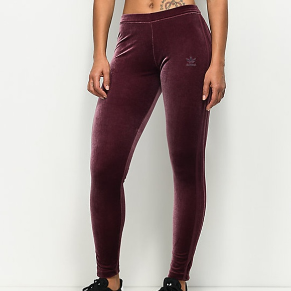 leggings adidas velour
